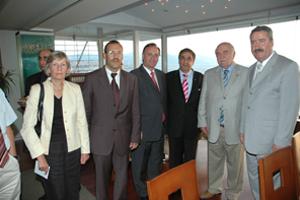 2008 İzmir Ege Bölgesi Sanayi Odası ziyareti