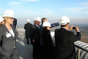 2007 RWE Power AG İzmir iş heyeti (Kraftwerk Niederaußem) Türkiye Ziyareti