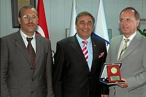 2007  Besuch der Ägäischen Industriekammer in Izmir