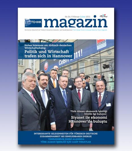 TD-IHK Magazin Februar 2011