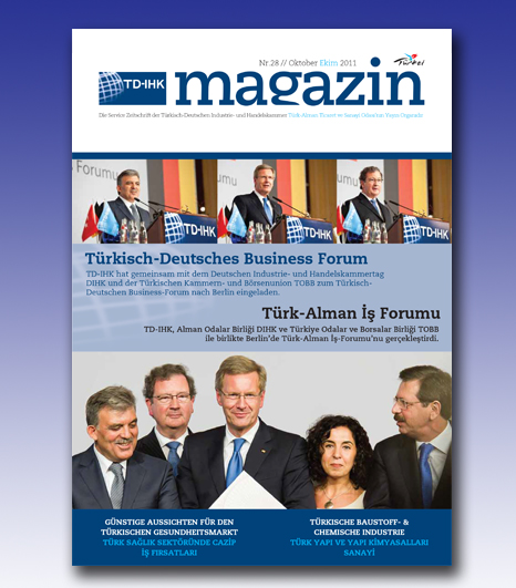 TD-IHK Magazin Oktober 2011