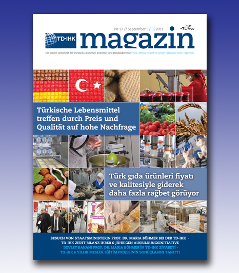 TD-IHK Magazin September 2011