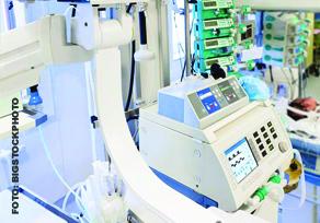 Türkischer Kranken haus sektor bietet Geschäftschancen