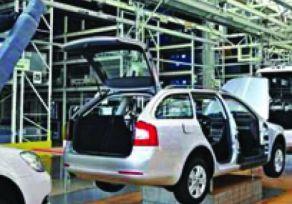 Autoproduktion geht ungebremst weiter