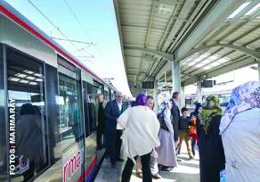 Großprojekte beflügeln Schienensysteme