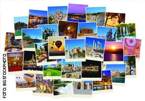 Diversifizierung des Tourismusangebots in der Türkei